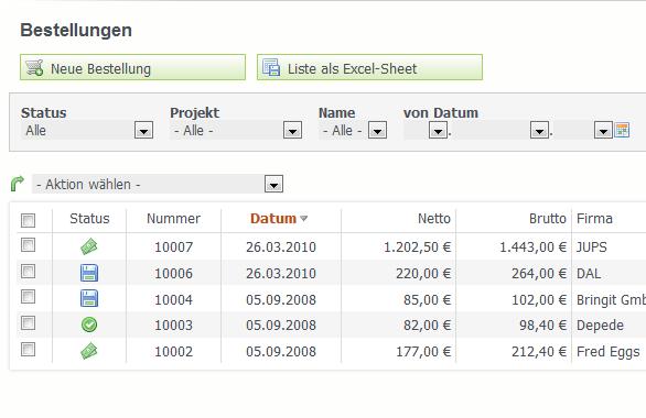 lagerverwaltung software