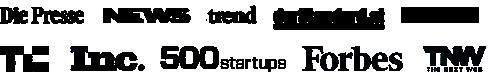 logos bekannt aus everbill kostenlos testen