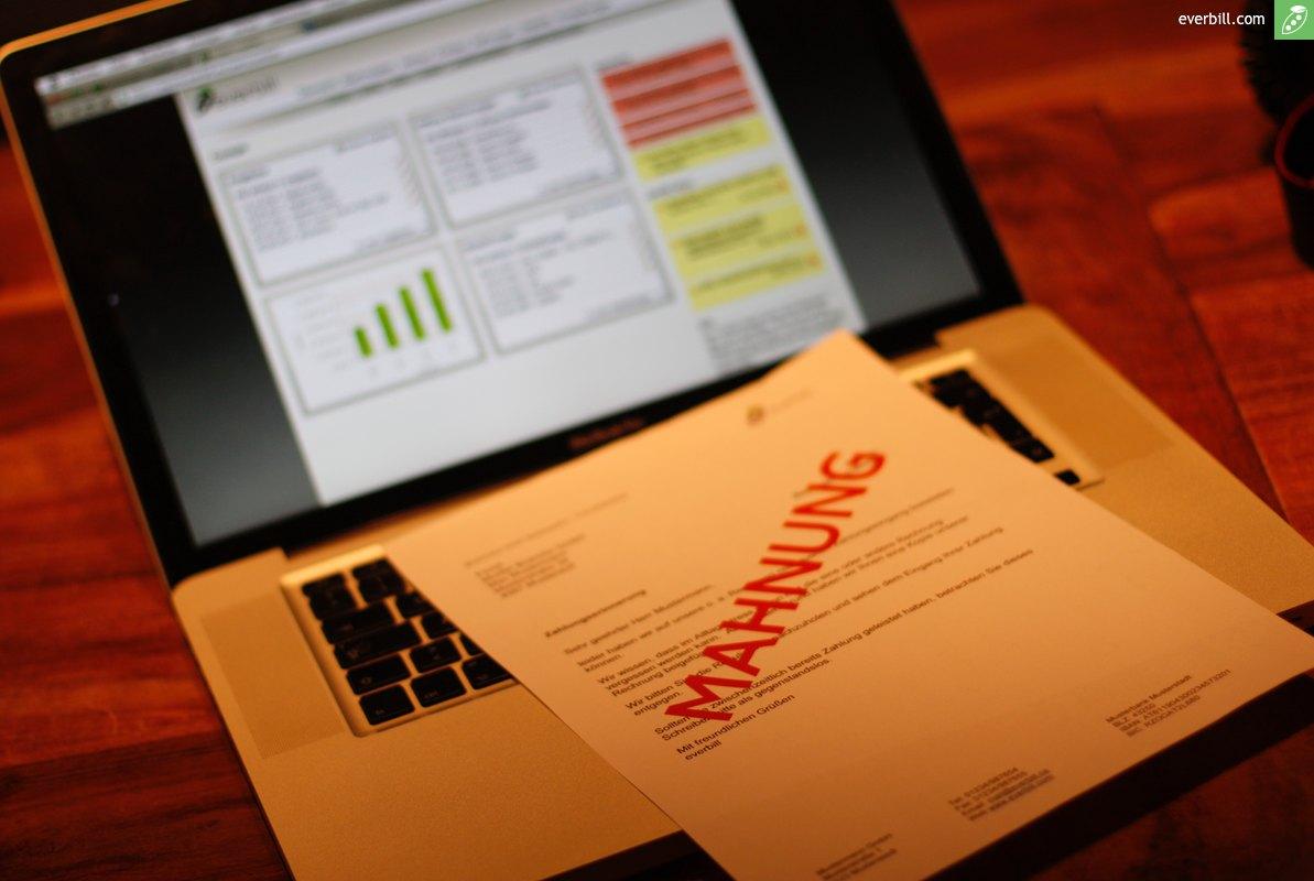 Welche Software Für Mahnungen Tipps Von Den Profis Everbill Magazin