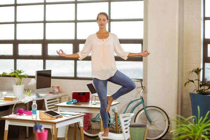 stressbewältigung schritte gegen stress