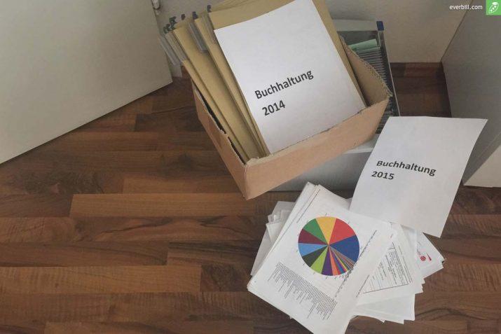 Buchhaltungssoftware für Österreichs Kleinunternehmer titelbild buchhaltung chaos