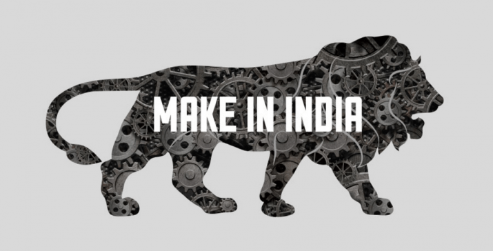 Make in India Programm