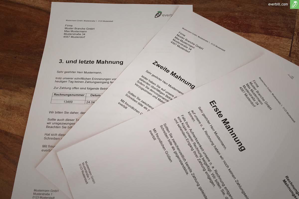 Der Mahnprozess In österreich Ein Rechtsanwalt Klärt Auf