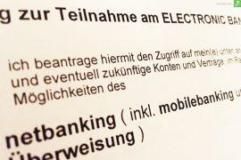 Online Banken Online-Bank