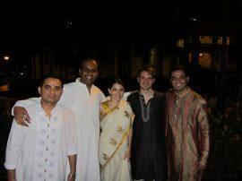"""""""Think Big und Go India"""" - Christoph Brodowicz für everbill in indien"""