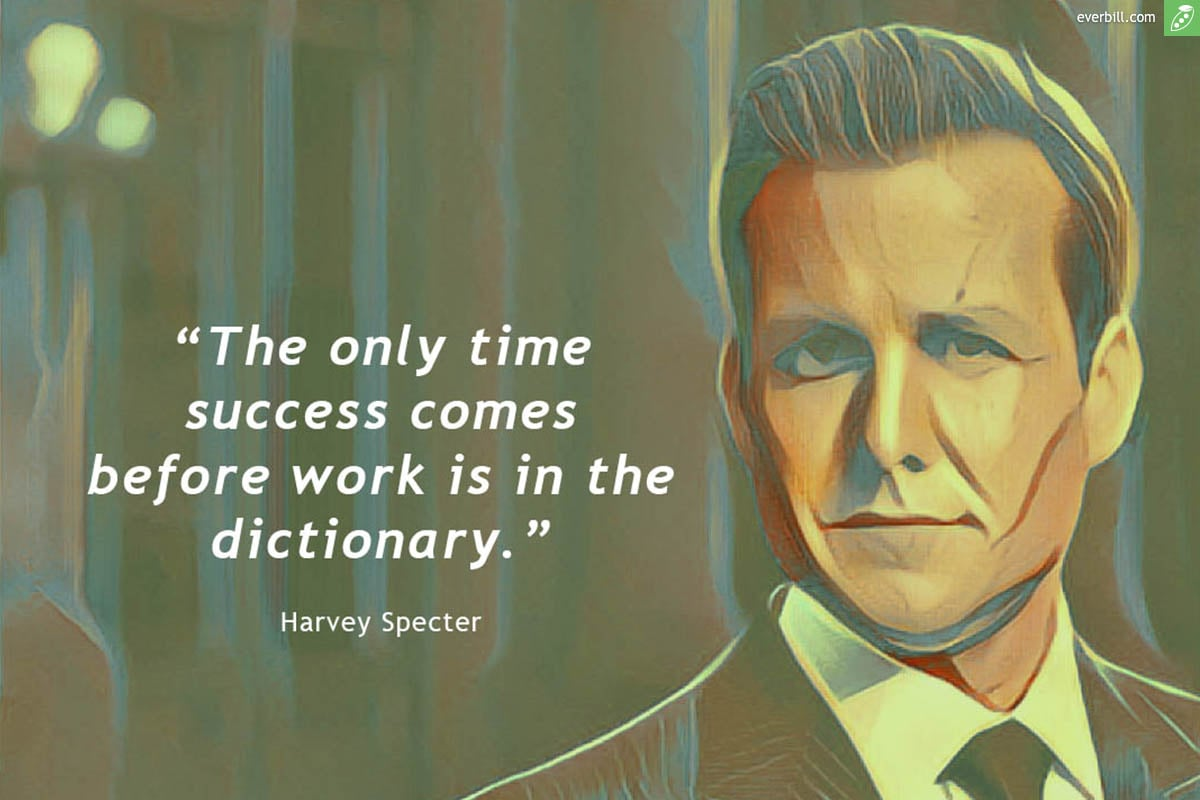 Top 8 Harvey Specter Zitate Business Tipps Der Suits Legende