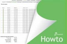 Howto: everbill Rechnungen downloaden