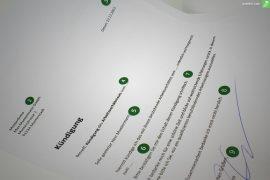 kündigungsschreiben muster titelbild