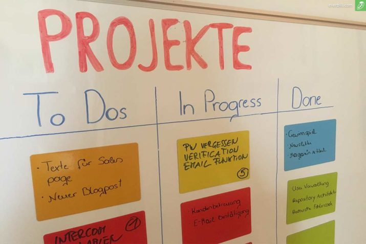 Projektmanagement in Startups