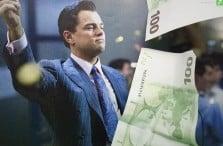 Business-Lektionen vom Wolf of Wall Street