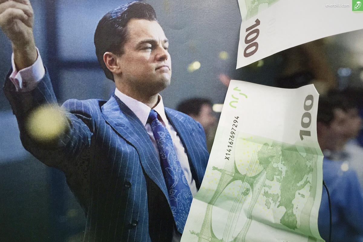 Business Lektionen Vom Wolf Of Wall Street Everbill Magazin